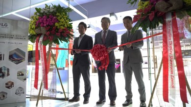 Photo of LG Philippines' newest Information Display Showroom is now open