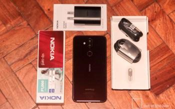 Unbox Nokia 8.1 Unboxing_004