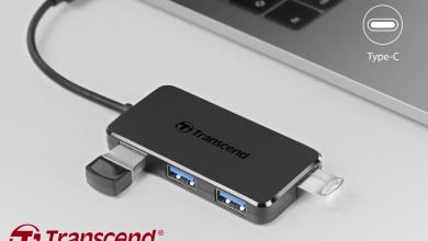 Photo of Transcend Debuts HUB2C USB-C 4-Port Hub