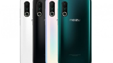Photo of Meizu Debuts 16s Pro with Triple Rear Cameras, Snapdragon 855+