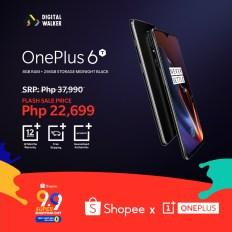 Shopee 9.9 OnePlus_6T