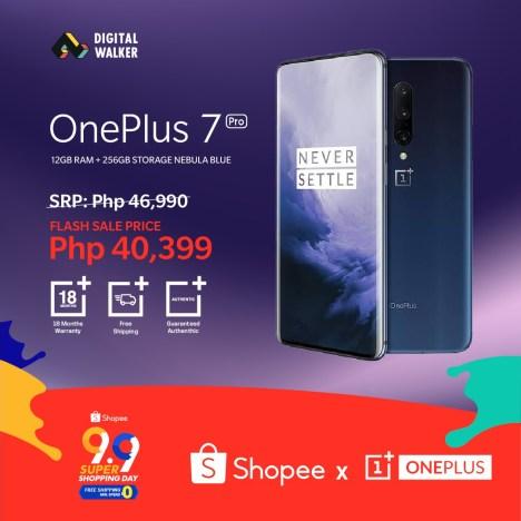 Shopee 9.9 OnePlus_7Pro