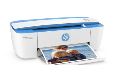 Photo of HP DeskJet Ink Advantage 3700 Series: Big Prints, Small Package