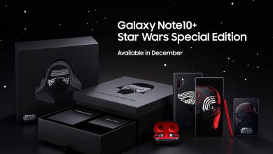 Photo of Samsung Releasing Special Edition Star Wars Galaxy Note 10 Plus Variant