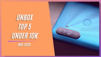 Photo of Top 5 Smartphones Under P10,000 in the Philippines (1st Half Of 2020)