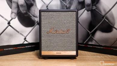 Photo of Marshall Uxbridge Voice Speaker Review: Smart And Tiny