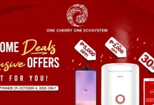 Photo of Great deals from Cherry's Online Shop Opening