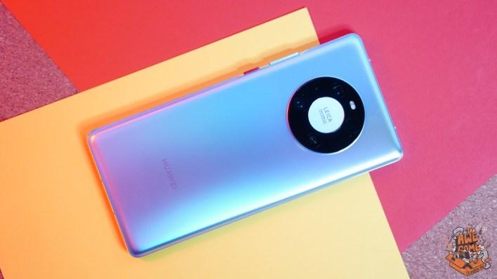 Huawei Mate 40 Pro Back