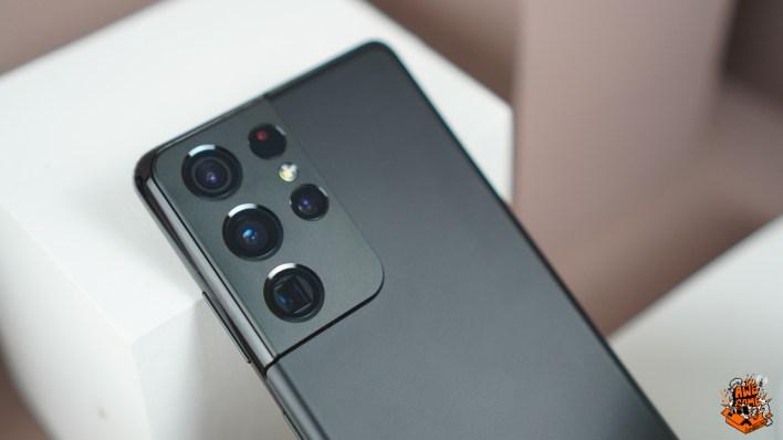 Samsung Galaxy S21 Ultra 5G Cameras
