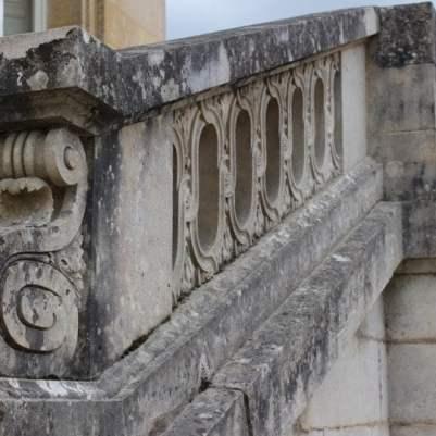 escaliers du petit trianon