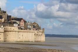 Remparts du Mont Saint-Michel
