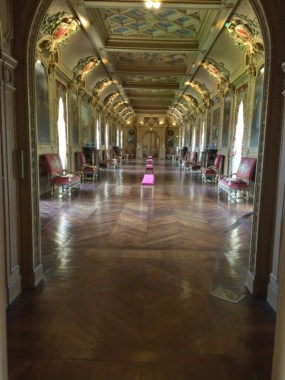 galerie du château de Maintenon