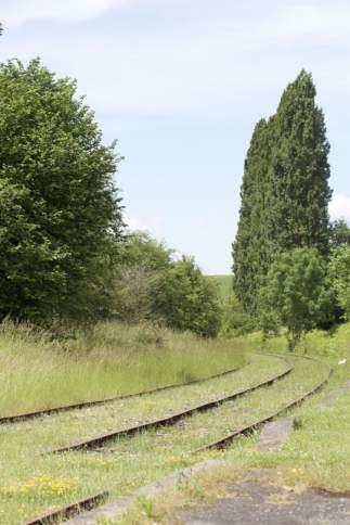 Dans les environs de Coutances, le vélorail à Condé-sur-Vire