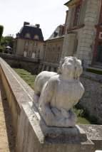 Douves du château de Breteuil