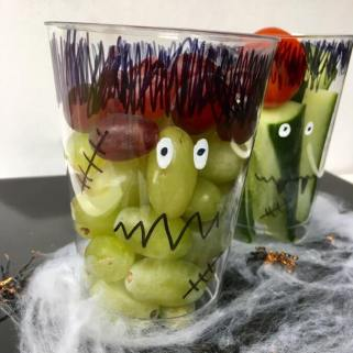 Frankenstein grape pot
