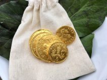 jack and the beanstalk-party-treat-bags-containing-gold-coins