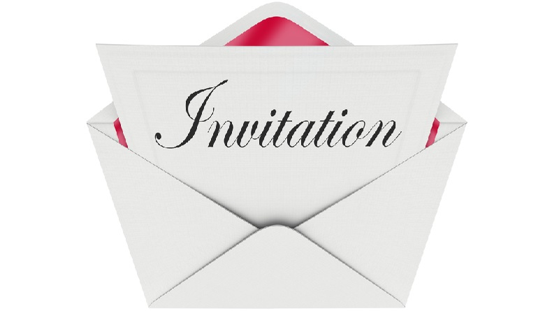 Einladung