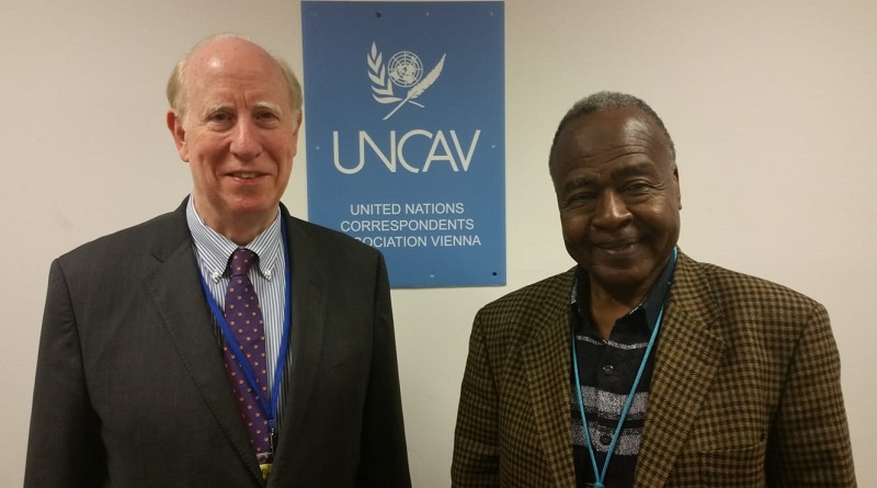 Chairman of UPF International met with President of UNCAV