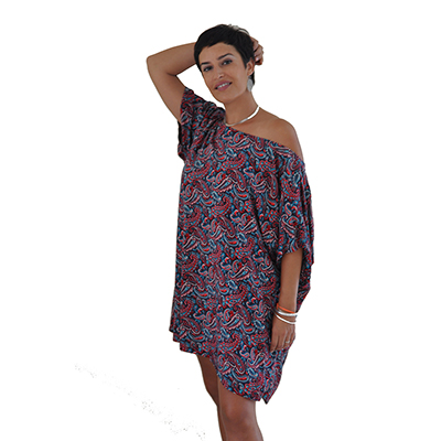 robe-foulard