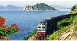train vietnam