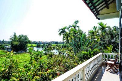 red frangipani villa
