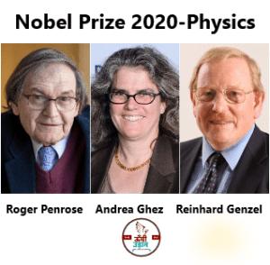 Nobel Prize 2020 Physics at a glance