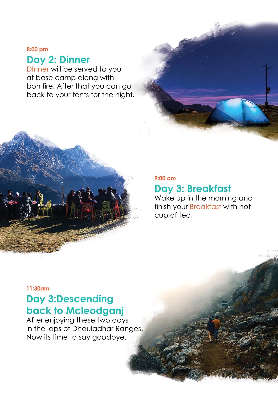 Snowline Trek Dharmashala