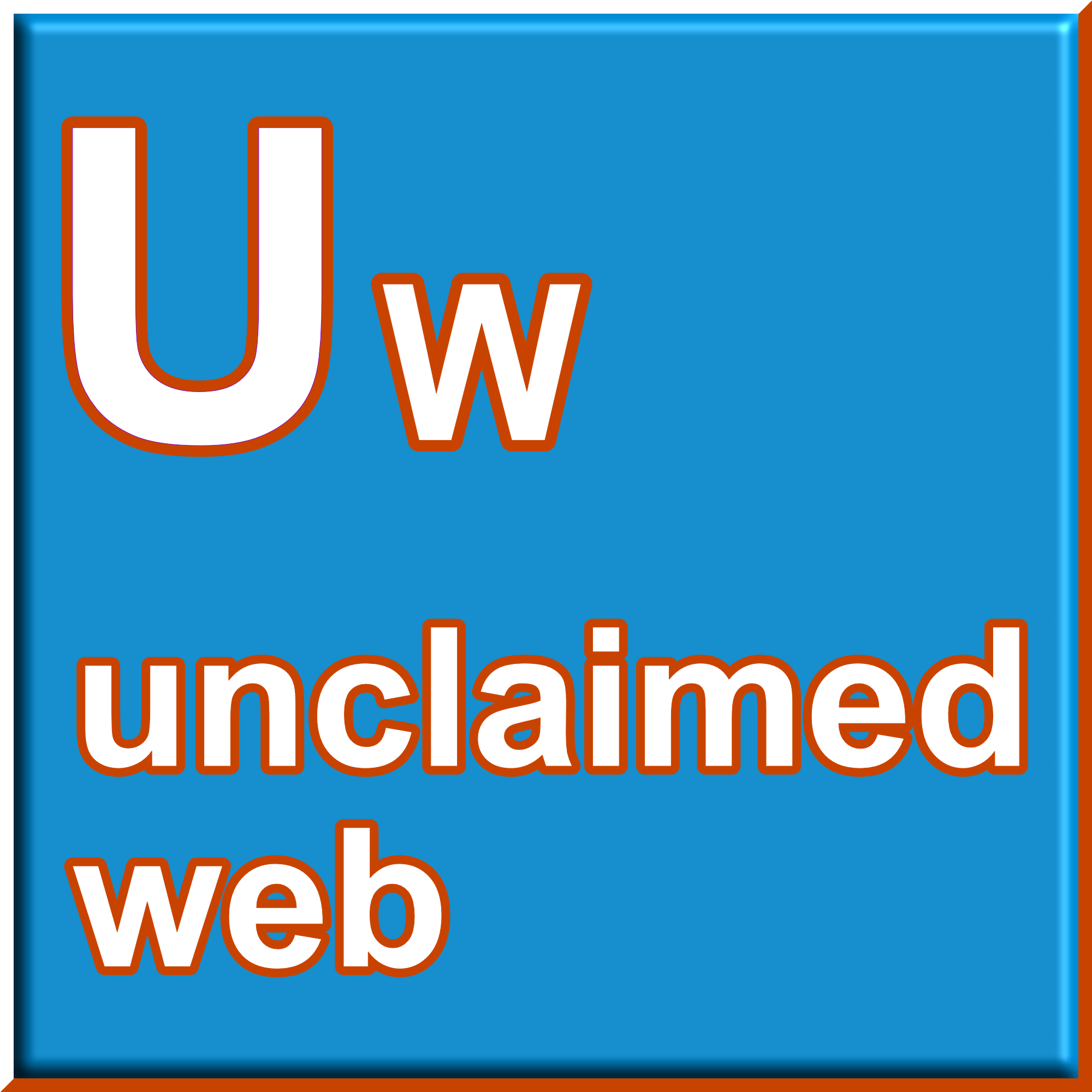 Unclaimed Web Logo