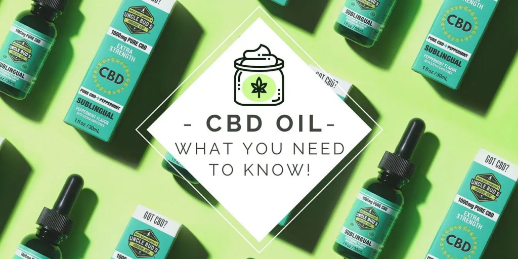 CBD Oil What You Need To Know Header
