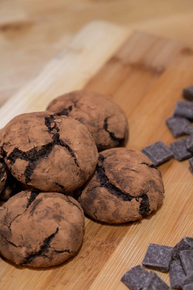 Cocoa Crinkles