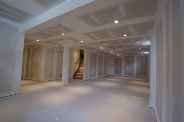 Drywallbasement