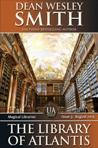 Book Cover: The Library of Atlantis