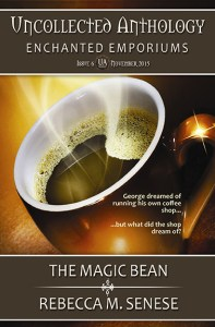 Book Cover: The Magic Bean