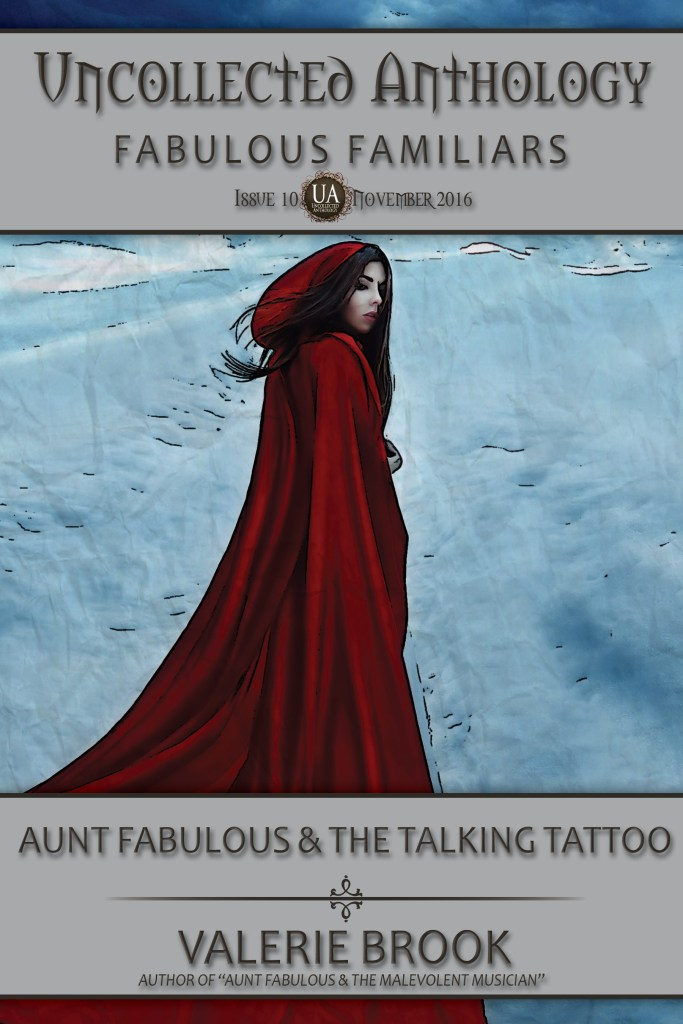 Book Cover: Aunt Fabulous & the Talking Tattoo