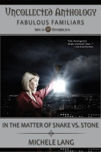 Book Cover: In The Manner of Snake Vs. Stone