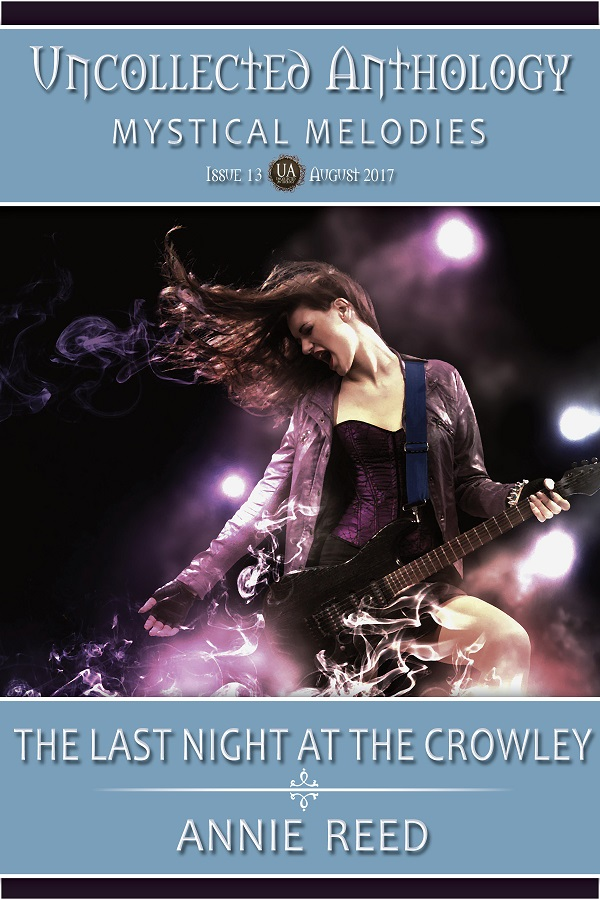 Book Cover: The Last Night at the Crowley