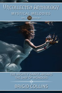 Book Cover: The Nightly Dance Aboard the Ship of Wonders