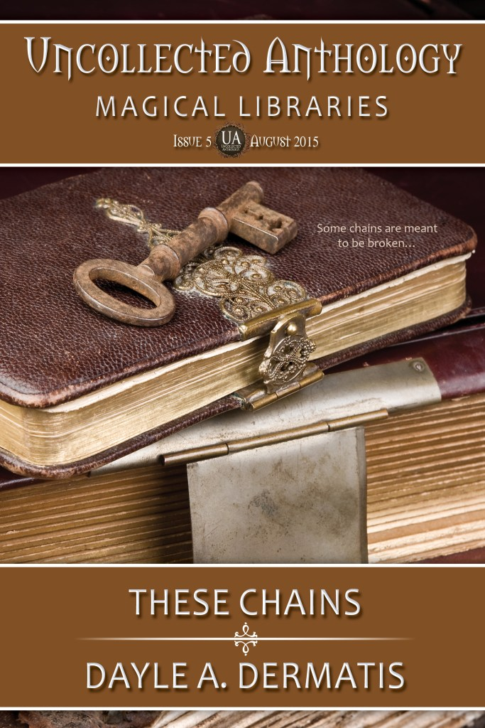Book Cover: These Chains