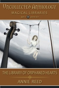 Book Cover: The Library of Orphaned Hearts