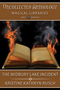 Book Cover: The Midbury Lake Incident