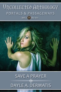 Book Cover: Save a Prayer