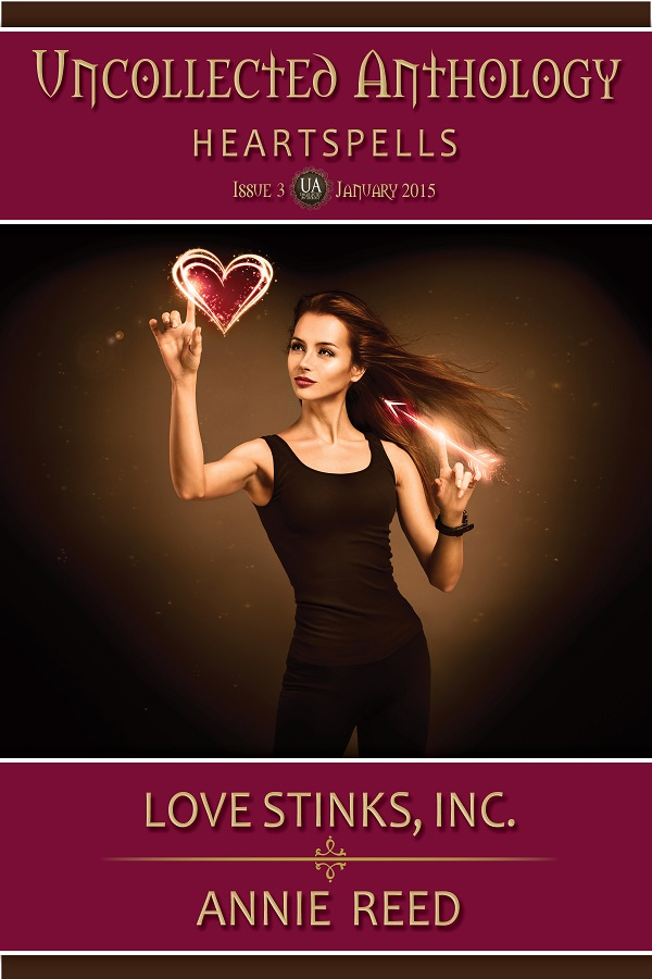 Book Cover: Love Stinks, Inc.
