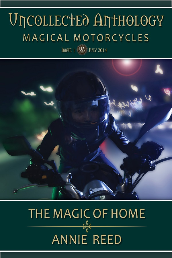 Book Cover: The Magic of Home