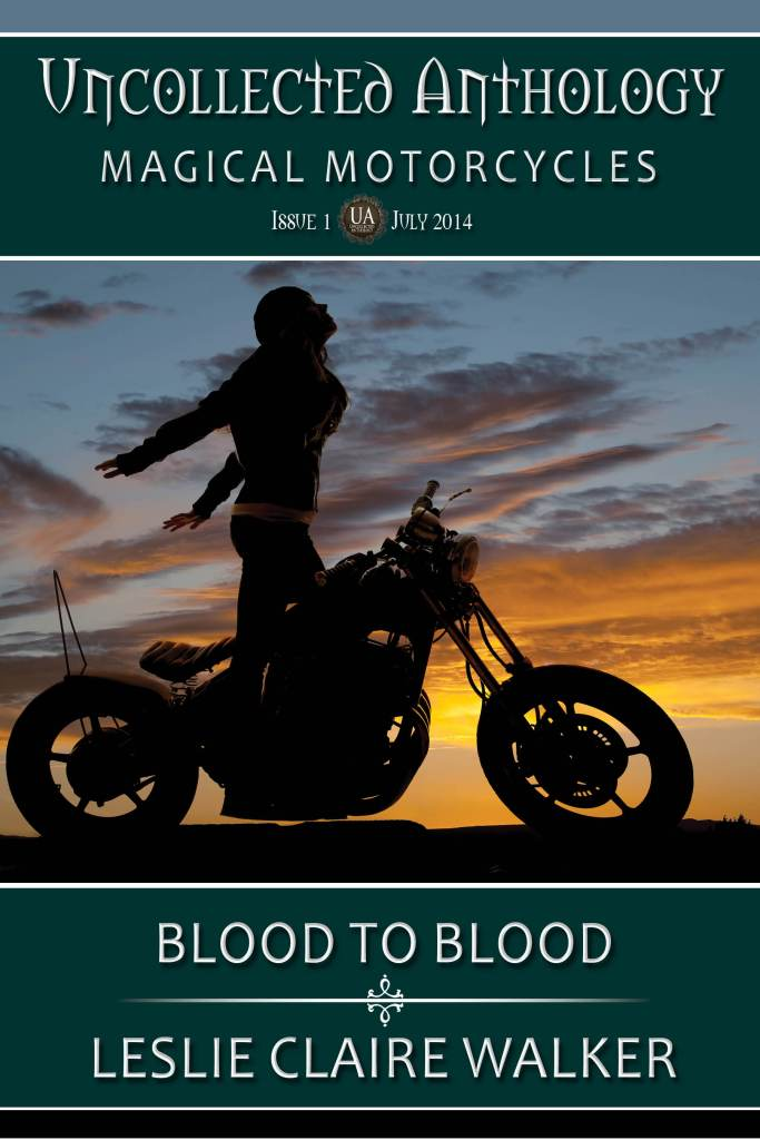 Book Cover: Blood to Blood