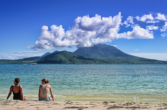 Wish You Were Here Nevis St Kitts
