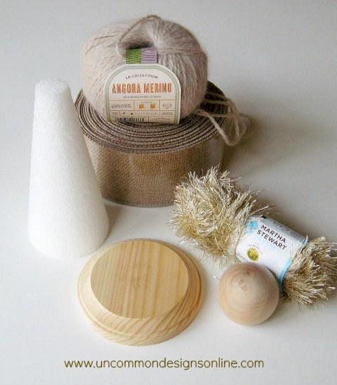 Christmas Angel supplies