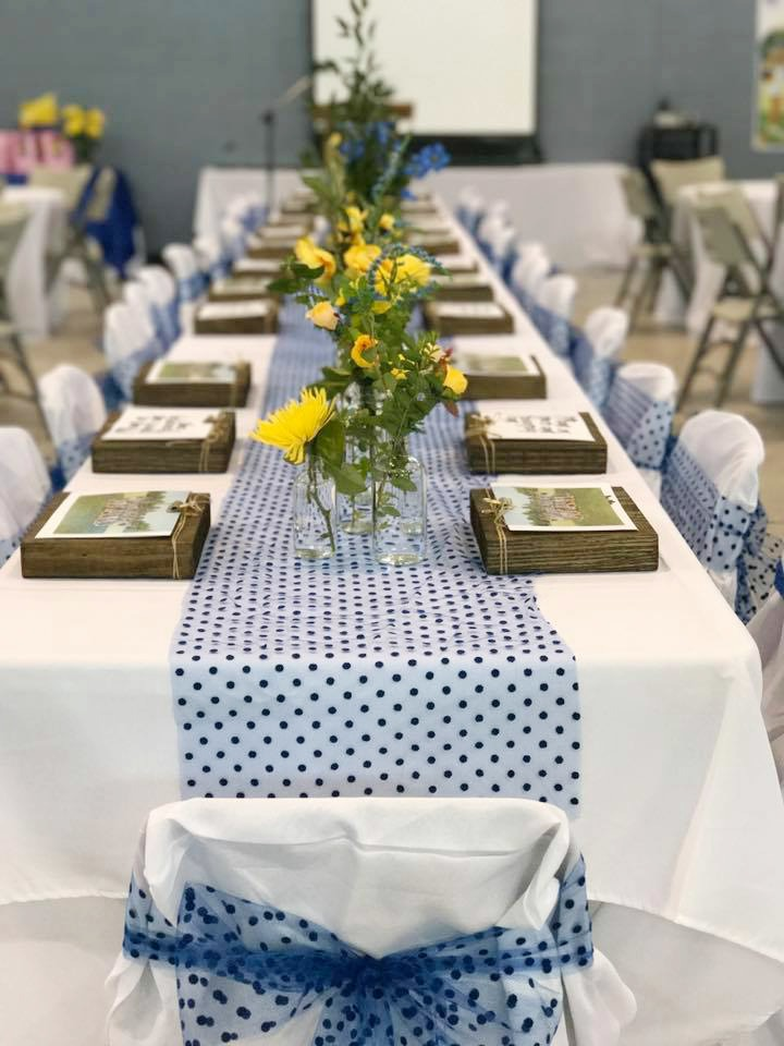 Chic Banquet Decorations On A Budget Uncommon Designs