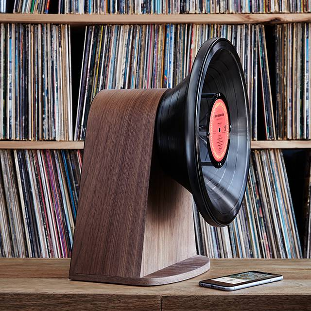 Jeff Davis Reclaimed Record Designs
