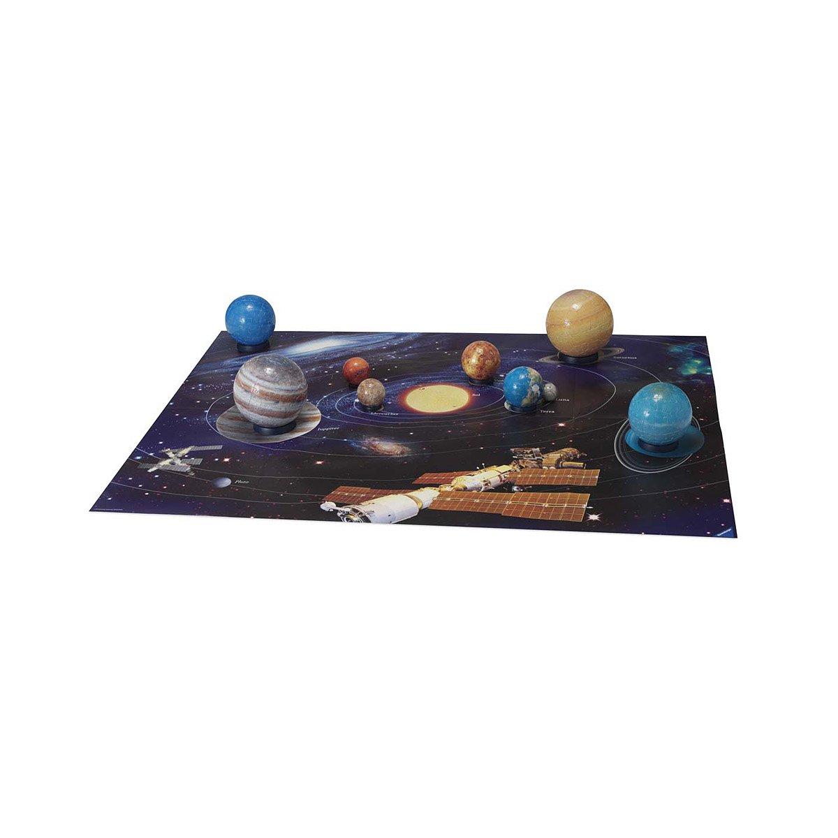 Solar System Puzzle Ball Set