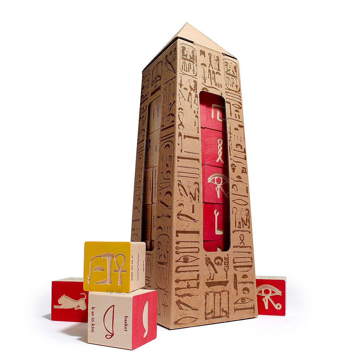 Egyptian Hieroglyphic Blocks